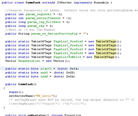 Java Io Server Ewon Developers